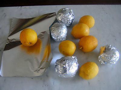 recette Conserver les citrons