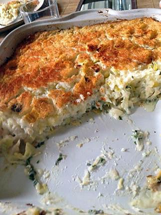 recette irish fish pie irlandais ou hachis parmentier de poisson