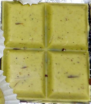 Recette de tablette choco pistache - Tablette recette cuisine ...