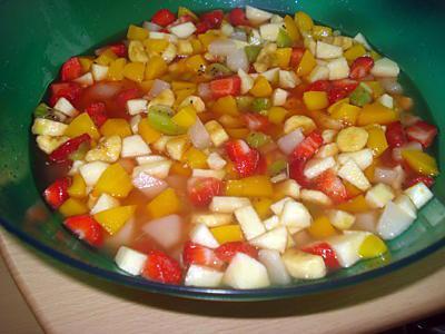 MA SALADE DE FRUITS