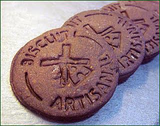 recette Recette de biscuits faits maison au chocolat