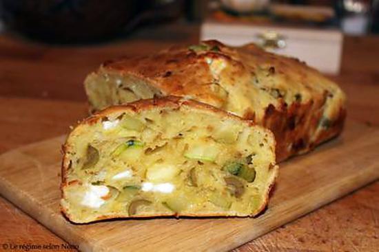 Cake Thon Olive Leger Sans Huile