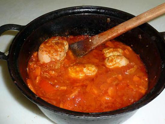 Recette de paupiettes de veau sauce tomate - Recette paupiette de porc facile ...