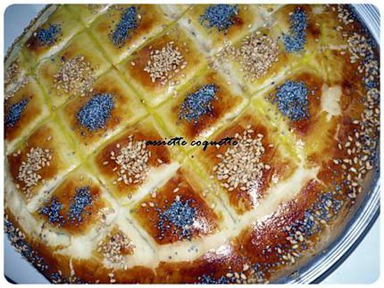 Recette de pain brioch maison - Recette pain levure chimique ...