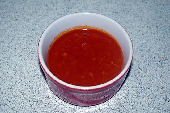 recette Sauce Tomate Pour Accompagner Les Légumes