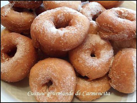 Les meilleures recettes de rosquilles - Recette typique espagnole ...