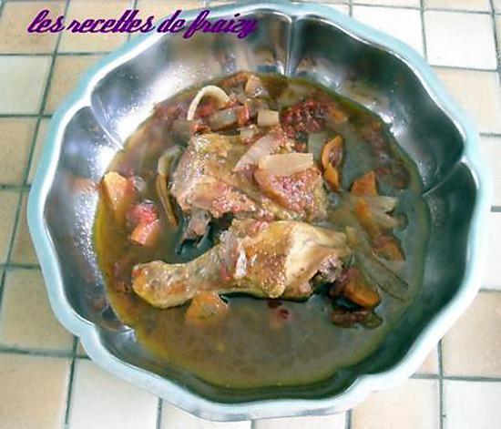 recette poulet au coca cola
