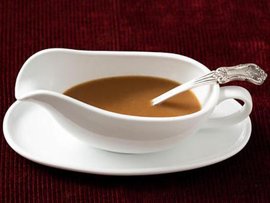 recette Gravy, sauce Irlandaise (Rôtis, volailles) en 5 minutes
