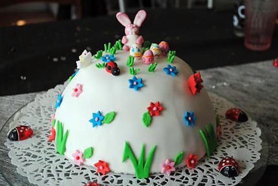 gâteau pour pâques