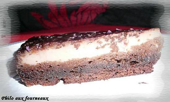 recette L'incroyable gâteau magique au chocolat