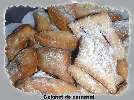 recette de beignet de carnaval par mikeymerlin. Black Bedroom Furniture Sets. Home Design Ideas