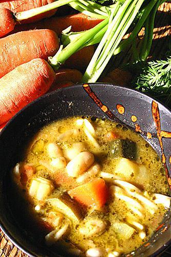 recette Soupe au Pistou