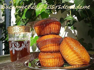 recette muffins aux saveurs du magreb