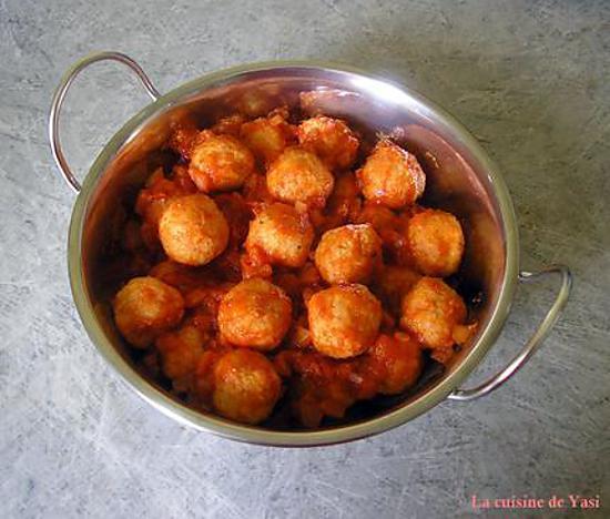 recette Bulgur köftesi - Boulettes au boulghour