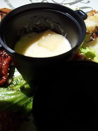 recette de sauce c sar pour salade. Black Bedroom Furniture Sets. Home Design Ideas