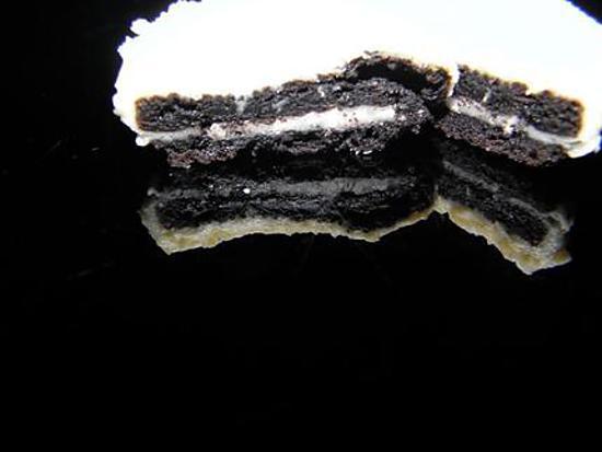 recette Mini cheesecake oréo