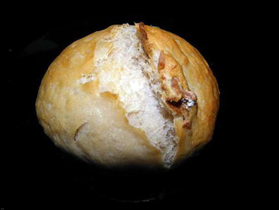 recette Petits pain aux noix Rapide