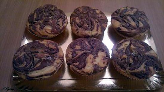recette Nutella givré cupcakes