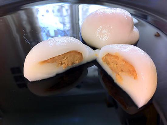 recette de yuan xiao boules de riz gluant au beurre de cacahu 232 te dessert asiatique