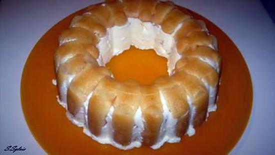 recette Gâteaux aux fruit d'Eglantine transformé en charlotte