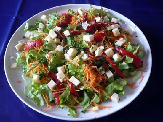 Salade compos e cuisine 228 - Salade verte composee ...