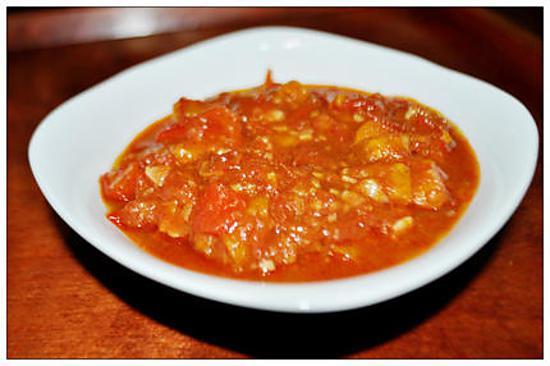 recette Salade Tunisienne Marmouma ou appelé aussi : Makbouba ou Magbouba