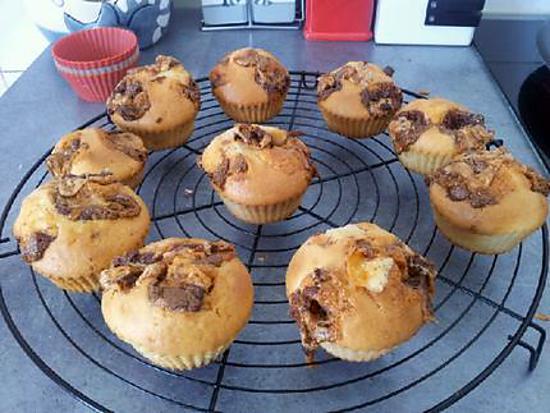 recette Muffins au mars