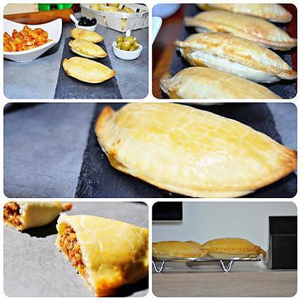 recette Empanadas au bœuf