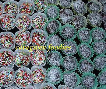 recette petits choco // petites bouchées chocolat ( style truffes mais simple )