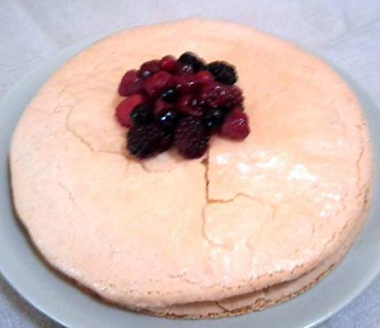 recette Duo pistaches fruits rouges