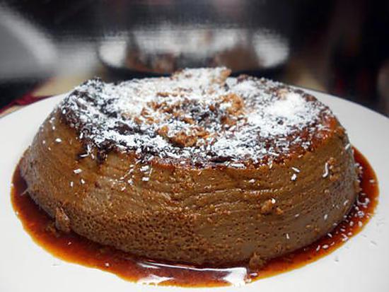 recette flan portugais revisité