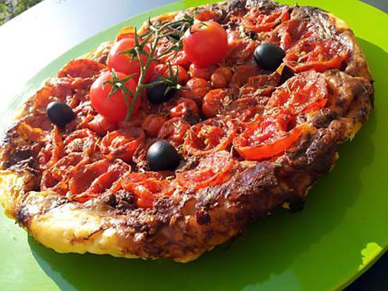 recette de tarte tatin de tomates cerise la tapenade. Black Bedroom Furniture Sets. Home Design Ideas