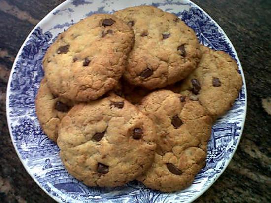 recette Mes Cookies Préférés !!