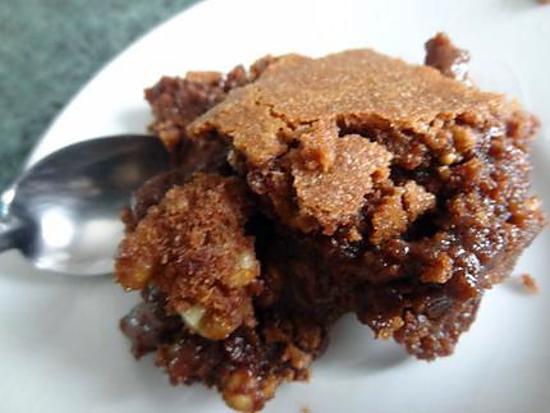 recette brownies de Pierre Hermé