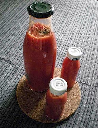 recette Coulis de tomates maison, à l'Italienne.