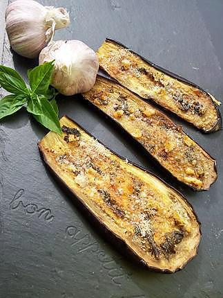 recette Aubergines grillé à l\u0027italienne