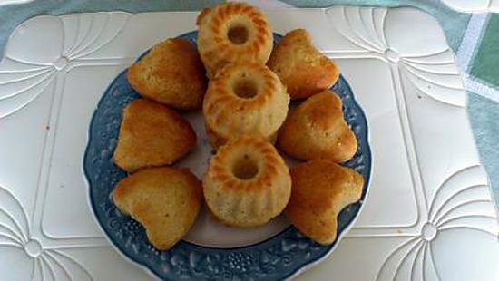 Gateau de noix sans beurre