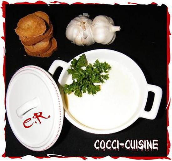 recette Potage Van Helsing