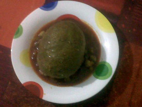 recette pansé farcie en saus (bekbouka)