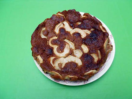 Recette de Gâteau au sirop de Liège