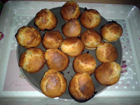 recette Minis cakes châtaigne, noix de coco ou fleur d'oranger! il y en a pour tout les goûts!