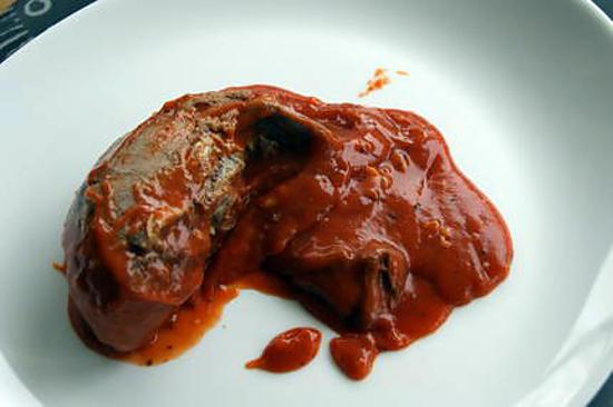 recette Bouillon de langue (porc ou boeuf) 4 en 1 : Episode 3 : Langue à la tomate