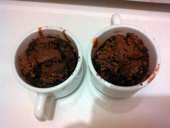 recette Gateau au yahourt et cacao en poudre