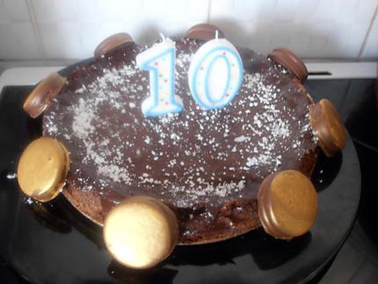 recette truffé aux oréos ( gâteau pour les 10 ans de mon fils melvin )