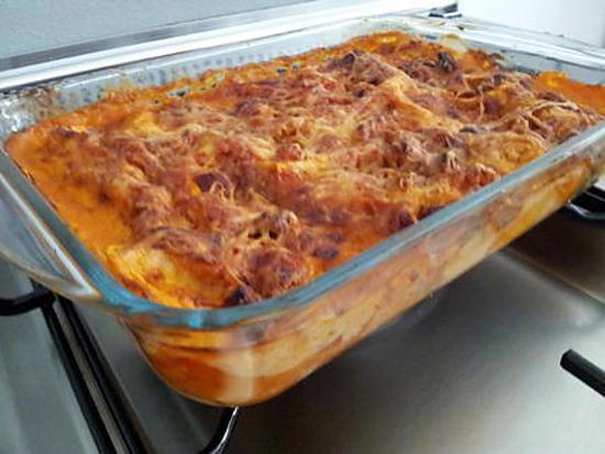 Recette de mes lasagnes espagnol - Recette de cuisine en espagnol ...