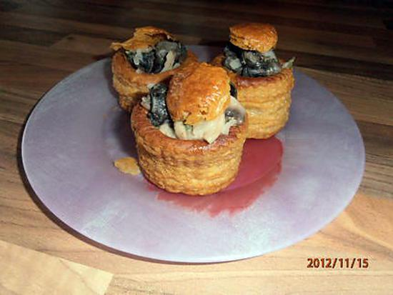 recette de vol au vent d 39 escargot au riesling recette du livre marmiton. Black Bedroom Furniture Sets. Home Design Ideas