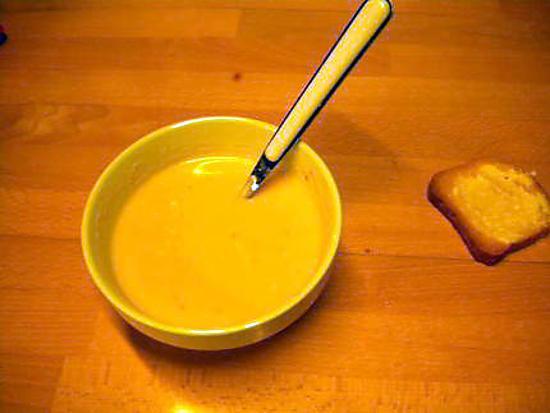 recette Soupe à l'oignon avec ces surprises