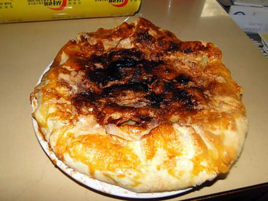 Recette de tourte aux pommes am ricaine traditionnelle - Recettes cuisine alsacienne traditionnelle ...