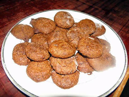 Recette de biscuit de noel sans amande