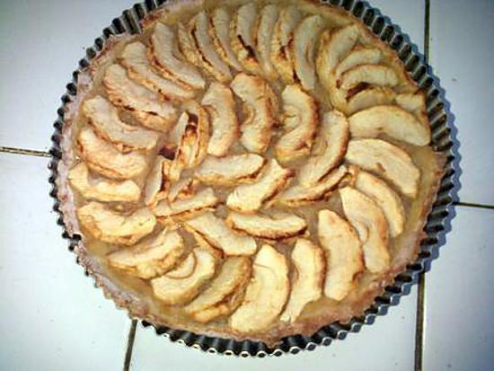 Gateaux au pommes sans sucre